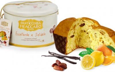 Eccellente e Solidale, il panettone di Fondazione Slow Food prodotto da Fraccaro