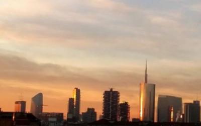 Birre e Formaggi con vista su Milano (e il Qatar)